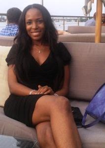 Nigeria blogger Linda Ikeji